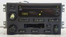 2005 Hyundai Santa Fe CD Cassette Player Radio Receiver  OEM 12220029 01-06