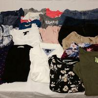 Womens Medium Mixed Clothes Lot Tommy Hilfiger Ralph Lauren Gap J Crew DKNY