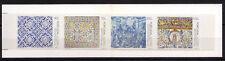 Portugal / Acores - 1994 Tiles - Mi. 442-45 C (Booklet 12) MNH