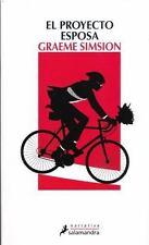El Proyecto Esposa by Graeme Simsion Paperback Book (Spanish)
