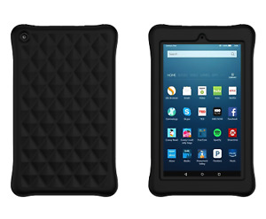 For Amazon Kindle Fire7/HD10/HD 8 Tablet Kids Friendly Shockproof Case 2021/2020