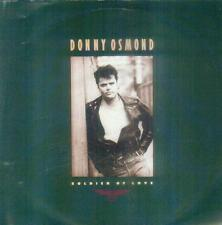"7"" Donny Osmond/Soldier Of Love (UK)"
