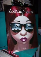 Zombillénium, Tome 1 : Gretchen - Exemplaire signé - BD