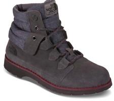 NWOB North Face Heat Seeker 200 Gram Insulation Ballard Gray Suede Boots 10.5