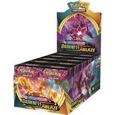 Pokemon Darkness Ablaze Build & Battle Box Display 10 Prerelease Kits