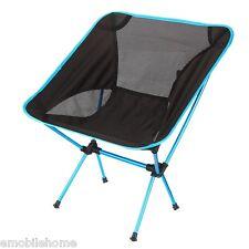 Ultra Light Beach Outdoor Camping Hiking Portable Folding Lightweight Chair