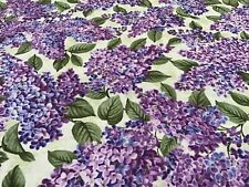 Fabric Lilacs 5480, sold by the yard