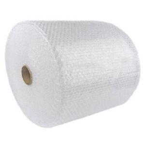 "ZV 3/16"" x 12"" x 700' 700FT Small Bubble Padding Cushioning Wrap Roll"