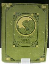 BOYS' AND GIRLS' BOOKSHELF VOL. 6 NATURE & OUTDOOR LIFE (Part II) 1912