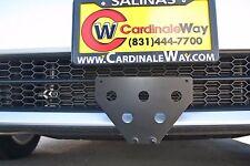 2011-2015 VW Passat - Removable Front License Plate Bracket Holder STO N SHO