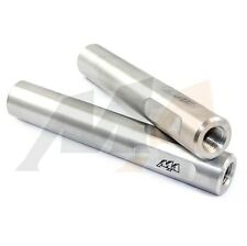 Merchant Automotive 10012 - Stainless Tie Rod Sleeves for 01-10 LB7/LLY/LBZ/LMM