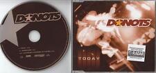 DONOTS  RARE CD-MAXI  TODAY