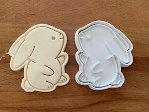 Easter Bunny (4) Cookie Cutter
