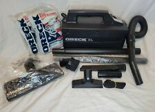 Oreck XL BB880-AD Type 3 Compact Hand Held Canister Vacuum w/ Attachments & Bags