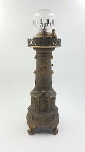 Special Antique Lighthouse Clock from  1860-1870