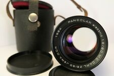 * ZEISS MC PANCOLAR f1,8 80 80mm M42, BEST late version, MINT