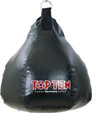 Maisbirne (schwarz/gefüllt) TOP TEN. Ca. 15Kg, Boxen, Kickboxen, Thaiboxen, MMA