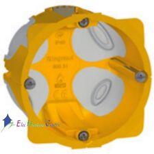Boite encastrement placo 1 poste batibox energy prof50 Legrand 80031