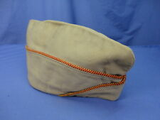 WWII US Color Piped Garrison Cap #76