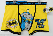 New! Men's DC COMIC BATMAN Underwear Boxer Briefs Size 2XL