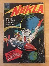 Nukla #2 Dell comics