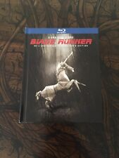 Blade Runner - The Final Cut (Blu-ray 3-Disc Set, 30th Anniversary) Like New Oop