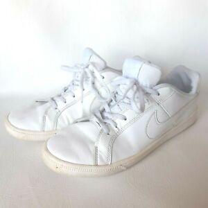 Nike Court Royale. Size US 7Y. White ART 833535-102