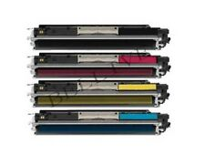 KIT4 TONER PER HP LaserJet Pro CP1025 CP1025nw CP1020 TopShot M275 CE310A