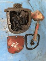 Farmall 300 tractor Original IH IHC engine motor governor assembly & case