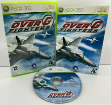Over G Fighters - Xbox 360 - VGC - FAST POST