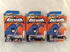 "The Batman ""The Brave and The Bold Batmobile 2012 Hot Wheels - NOC"