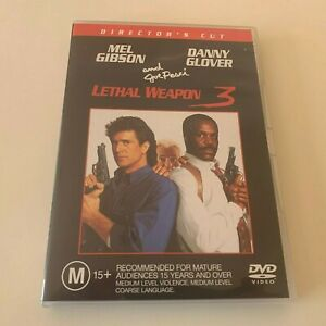 Lethal Weapon 3 - Director's Cut DVD