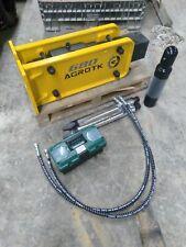Jack Hammer Hydraulic Hammer Agrotk 680
