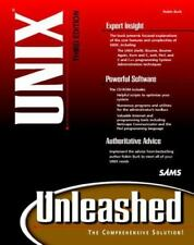 Unix Unleashed By Robin Burk - Hardcover