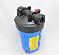 """Big Blue Water Filter Housing 10"""" x 4.5"""" Pressure Cap Release"""