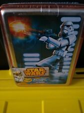 Disney Star Wars Stormtrooper Crayola Collectible Tin - Crayons (64 Count) - New