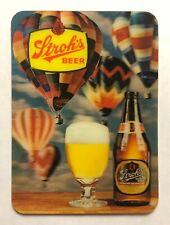 1983 Stroh's Beer 3D Advertising Calendar