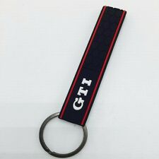 Golf MK5 Genuine GTI Honeycomb Red KeyTag Keychain Keyring Fit For VW Golf