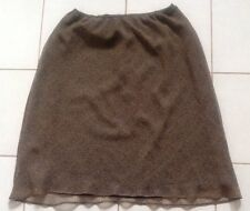 Ladies Size 20 1626 AUTOGRAPH Animal Print Skirt