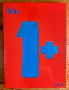 The Beatles - 1 album on 2 Blu-rays and 1 CD - Limited Edition