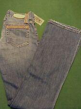 New Allen B. Allen Schwartz Crystal Rhinestone Womens Jeans Pants Dressy Sz 27