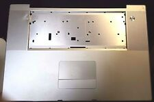 ORIGINAL APPLE MACBOOK PRO 17 A1261 2008 PALMREST TOP CASE TOUCH PAD  620-4309-A