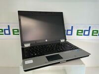 "HP EliteBook 8440p 14"" laptop - i7 - 6GB RAM - 120GB SSD - Grade A"