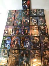 Farscape: The Complete Series (DVD) Seasons 1-4 41 Discs ADV Films HTF RARE! FS!