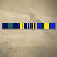 QLD POLICE, AFP SERVICE AND SOLOMONS LAW ENFORCEMENT MEDAL RIBBON BAR STICKER