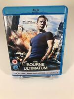 The Bourne Ultimatum ( Blu Ray, 2007 ) Region Free
