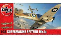 AIRFIX A05126A Supermarine Spitfire MK. Ia 1:48 Aircraft Model Kit New & Sealed