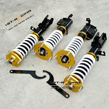 32 ways Adjustable Coilovers suspension 88-99 for Toyota Corolla AE92-AE111 NEW