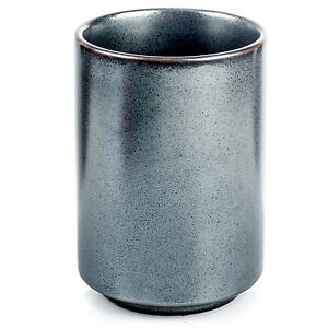 Sumi Grey Japanese Teacup
