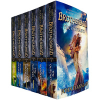 Brotherband Chronicles Series 6 Books Collection Set By John Flanagan Outcasts